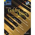Libro de partituras Schott Schott Piano Lounge Golden Oldies