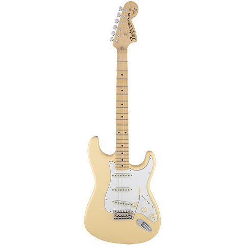 Fender Yngwie Malmsteen Stratocaster, VWH